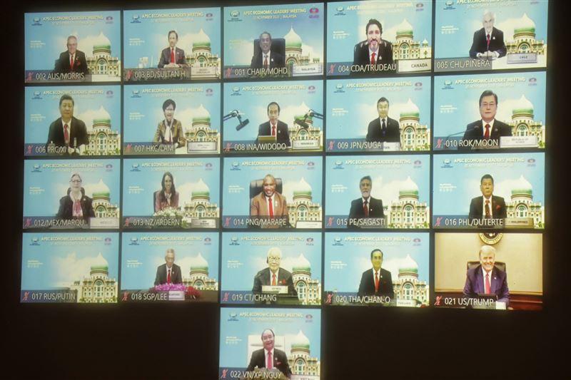APEC獲2大突破!蔡英文親口暖讚張忠謀:台灣有你真好