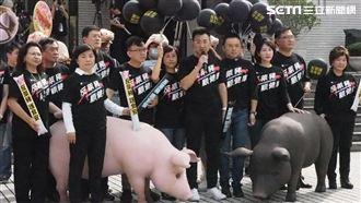 藍營啟動反萊豬 民進黨:當選舉工具