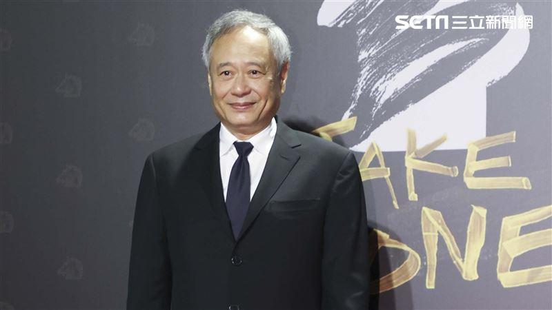 金馬紅毯/李安領頭踏紅毯 讚克服疫情直喊台灣電影很驕傲