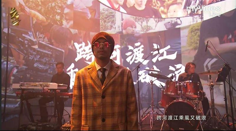 金馬57/黃明志寫歌獻金馬!「歌詞偷婊中國」PTT推爆