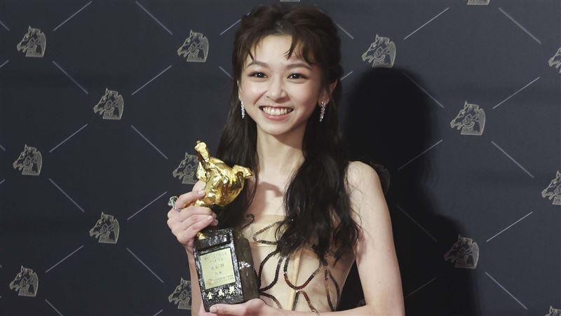 金馬57/奪新人獎!陳姸霏爆差點不演 對陳昊森說這句話
