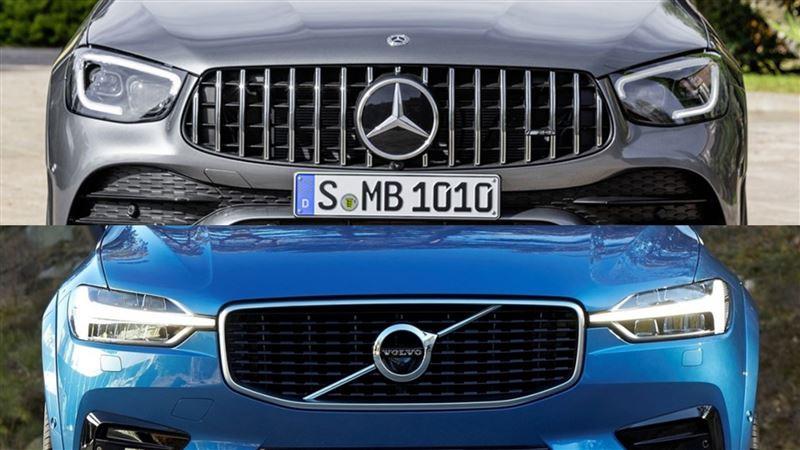 賓士宣布與Volvo合作 一同開發新世代油電引擎