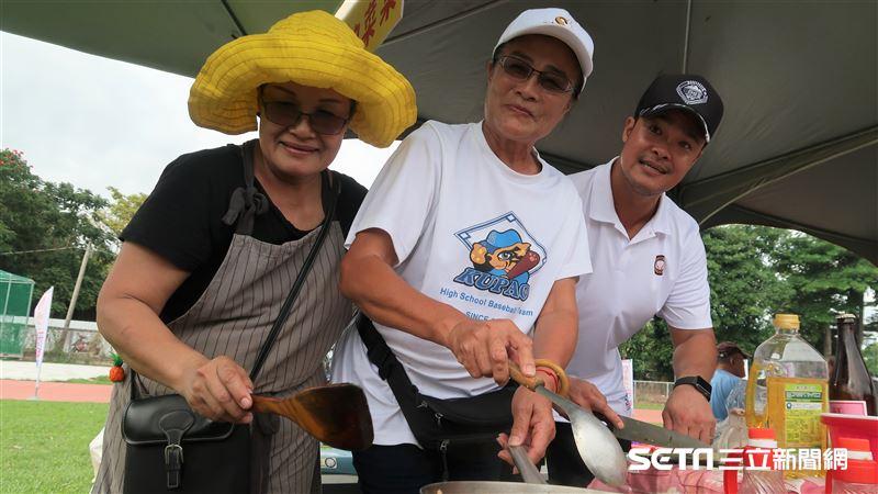 打造原住民棒球嘉年華 林智勝媽媽來共「香」盛舉