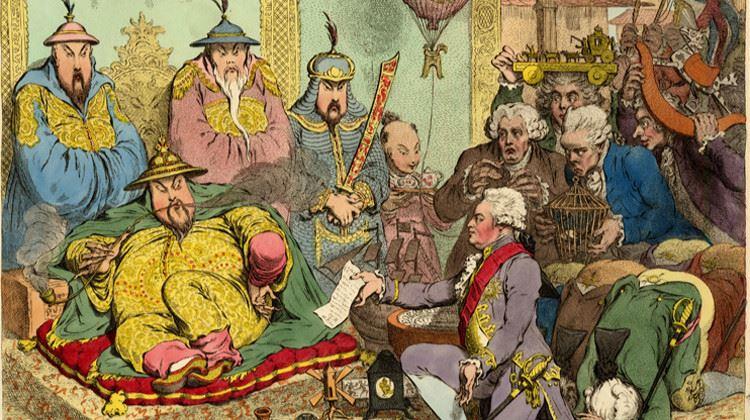乾隆給英國下聖旨!英王看到假牙笑噴現展示大英博物館| FuHouse.SETN富房網