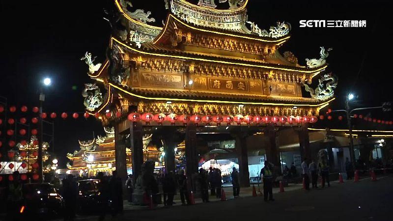 台西慶典「人為」大停電 廟方揭原因