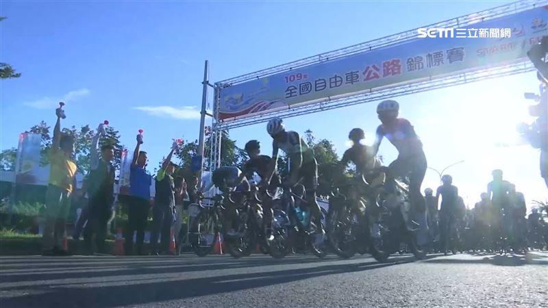 全國自由車錦標賽 菁英好手競技爭冠