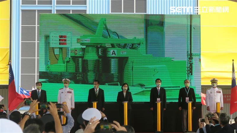 不讓共軍囂張!新一代飛彈巡防艦 「台灣小神盾」戰力曝光