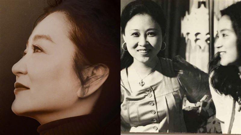 林青霞曝跟瓊瑤私訊 40年合照出土