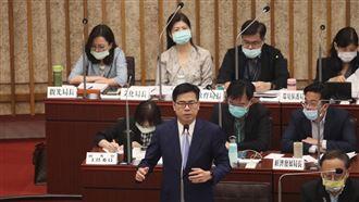 陳其邁:高市要成立智慧城市委員會