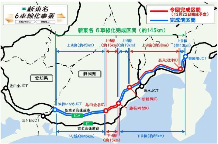 試辦期0死亡!日本高速公路又增120公里時速區間