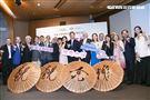 彭佳慧、吳奕蓉出席客家文藝復興第二季「靓靓六堆」首映記者會。(圖/記者楊澍攝影)