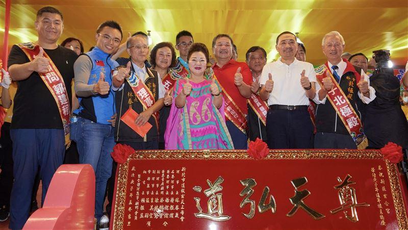 北台最大!玄天上帝文化祭5百座繞境