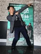 「同學麥娜絲」導演黃信堯。(記者邱榮吉/攝影)