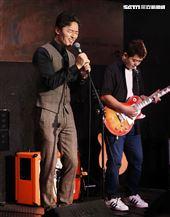 馬俊麟、狗老大樂團演唱會。(記者邱榮吉/攝影)