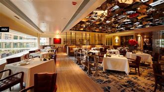 香港「富豪餐廳」爆疫 傳2員工確診