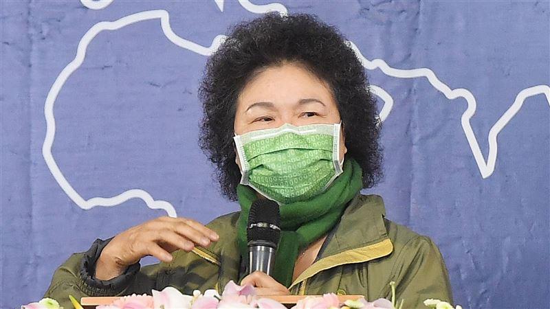 人權是政府最高價值 陳菊:若做不夠願意溝通