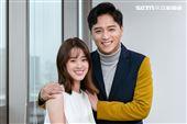 《親愛的殺手》電影專訪鄭人碩、邱偲琹。(圖/記者楊澍攝影)