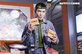 蕭敬騰全新單曲「薩哈星球」與「署茗職茶@AtTea」跨界合作。(圖/記者楊澍攝影)