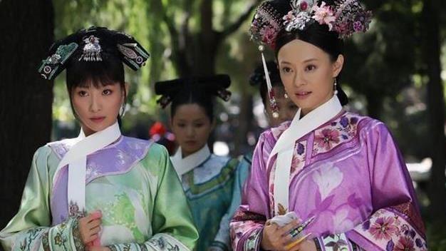 清朝嬪妃脖繫白布條 竟是為方便皇帝