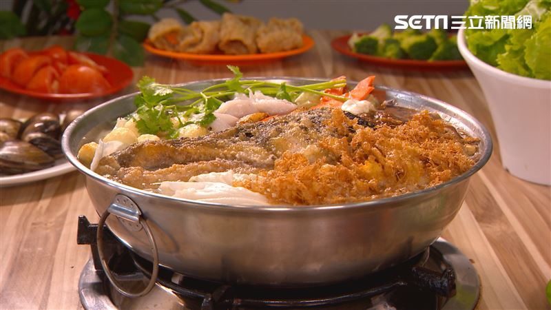 全台唯一!你從沒吃過的砂鍋魚頭在這