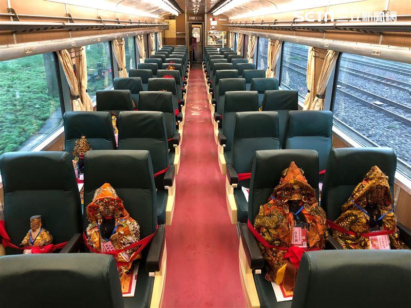 資深火車駕駛與眾神明橫跨蘭陽平原