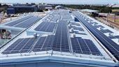 桃捷領航捷運界最大太陽能光電系統
