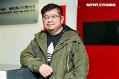 《腿》導演張耀升三立新聞網專訪。(圖/記者楊澍攝影)