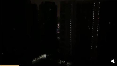 市 停電 福島