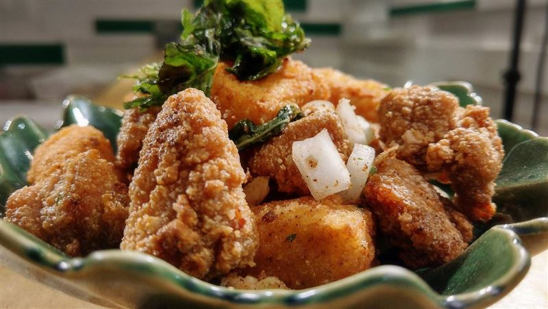 西式鹹酥雞靠「這一味」 風靡全巷弄