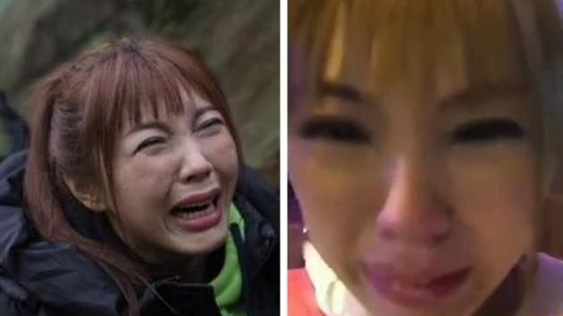 劉樂妍驚恐崩潰 鄉民:喔China