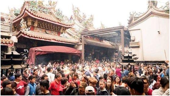 廟會活動是台灣經濟的推進器!