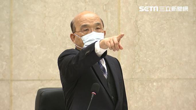 監察院彈劾丁允恭 蘇貞昌回應不護短
