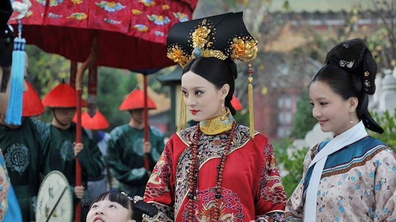 《甄嬛》嬪妃戲服換不完 她只有一套