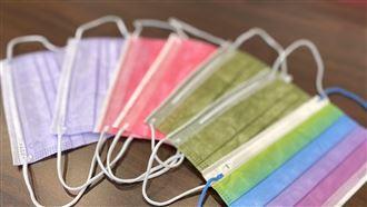 彩色口罩檢驗逾百件 抽檢結果出爐