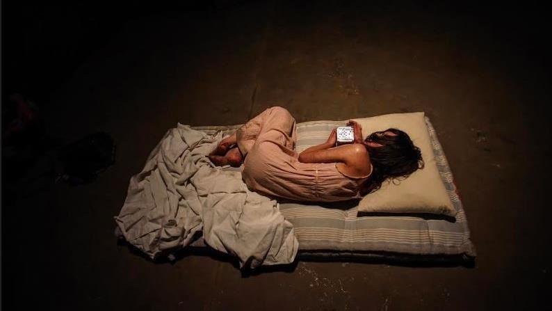 13歲遭綁架 女星哭訴被囚禁15年