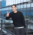 馬志翔三立新聞網專訪。(記者邱榮吉/攝影)