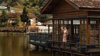 IG紅什麼/南投絕美日式湖畔餐廳