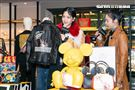 曾之喬出席DISNEY MICKEY MOUSE x KEITH HARING系列限定主題快閃店開幕。(圖/記者楊澍攝影)
