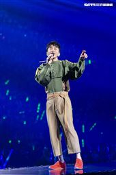 光良《今晚我不孤獨》演唱會台北限定版。(圖/記者楊澍攝影)