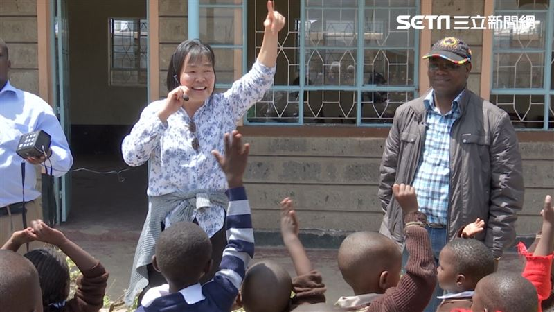 世界微光/台灣人在貧民窟辦學30年 讓肯亞孩子看見未來