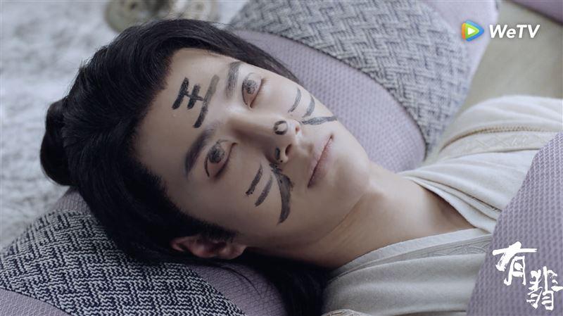 愛人剩1年壽命 女星畫他臉「王八」