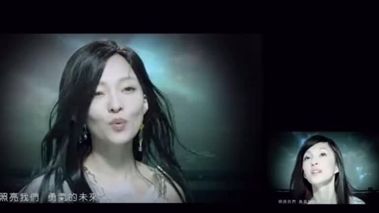 張韶涵還原17年前MV!網驚呼厲害
