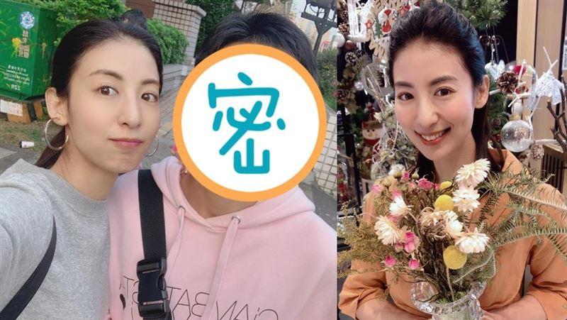 日女星甜曬台灣尪自拍 網:撞臉諧星