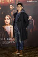 「角頭-浪流連」導演姜瑞智。(記者邱榮吉/攝影)