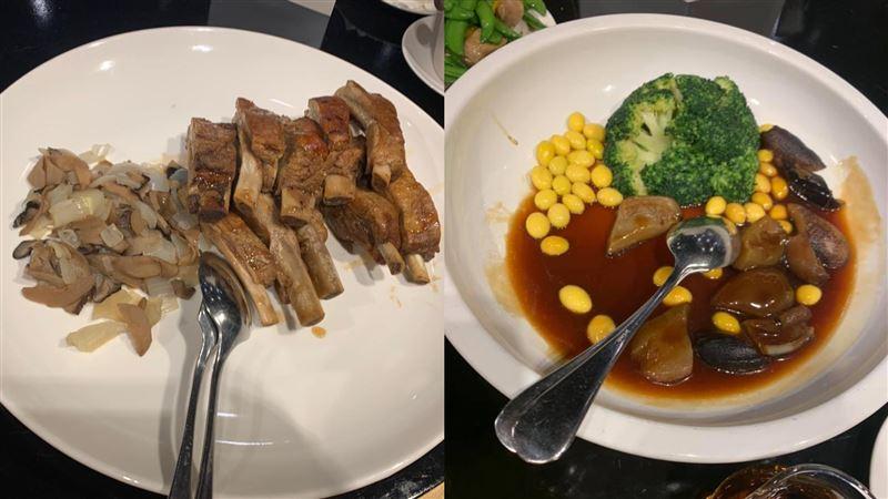 一桌1萬3!五星飯店「寒酸料理」上桌 賓客看傻:剩菜嗎