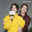 張榕容、紀培慧出席愛奇藝華語劇集《逆局》卡司發佈。(圖/記者楊澍攝影)
