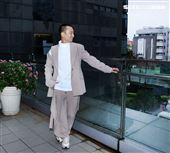浩子三立新聞網專訪。(記者邱榮吉/攝影)