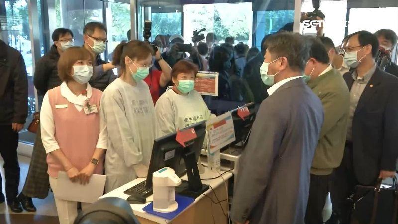 防院染再發生 將無預警抽查醫院防疫