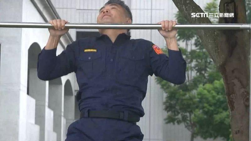 12下單槓PK 警界分局長也來挑戰