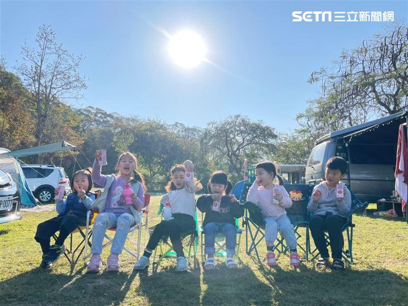 舒壓秘境/「四輪上的家」露營這樣玩 小孩放電、大人放鬆